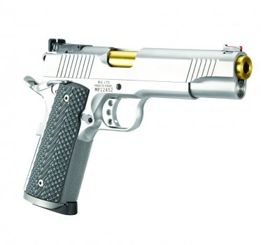 1911 Classic Trophy IPSC Silver & Gold