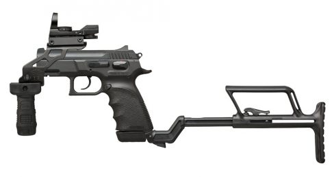 CHEROKEE TACTICAL Pistol Carbine PCC