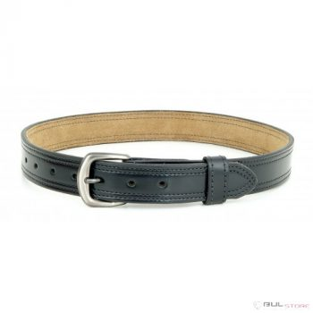 "Full Grain Leather Belt - 31 Mm   Full grain Leather Belt with suede lining 1.25"" (31mm) IDPA"