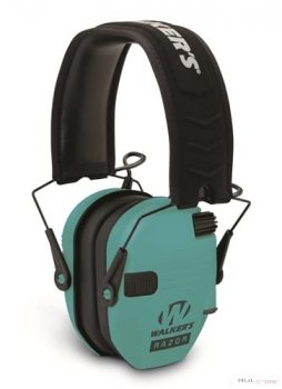 RAZOR SERIES - SLIM SHOOTER FOLDING MUFF - TEAL