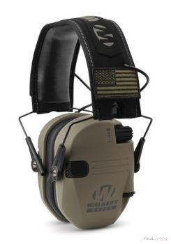RAZOR PATRIOT SERIES - RAZOR SLIM ELECTRONIC MUFF - FDE PATRIOT (AMERICAN FLAG)